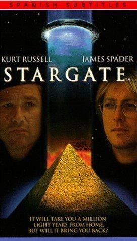 """STARGATE"". (1994) JAMES SPADER, KURT RUSSELL,JAYE DAVIDSON"
