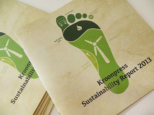 Editorial Design - Brochure on Behance