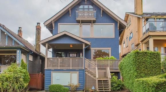 Address Upon Request, Point Grey, Vancouver West