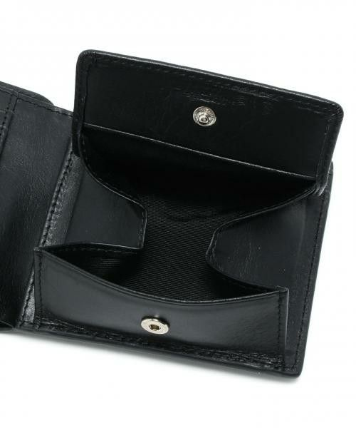 Calvin Klein men(カルバン・クライン メン)のスムースナッパ2つ織り財布(財布) 詳細画像