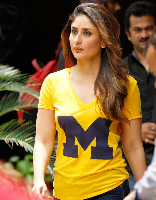 Kareena Kapoor Khan: Bright colours suit the lady to the T #Bollywood #Fashion #Style