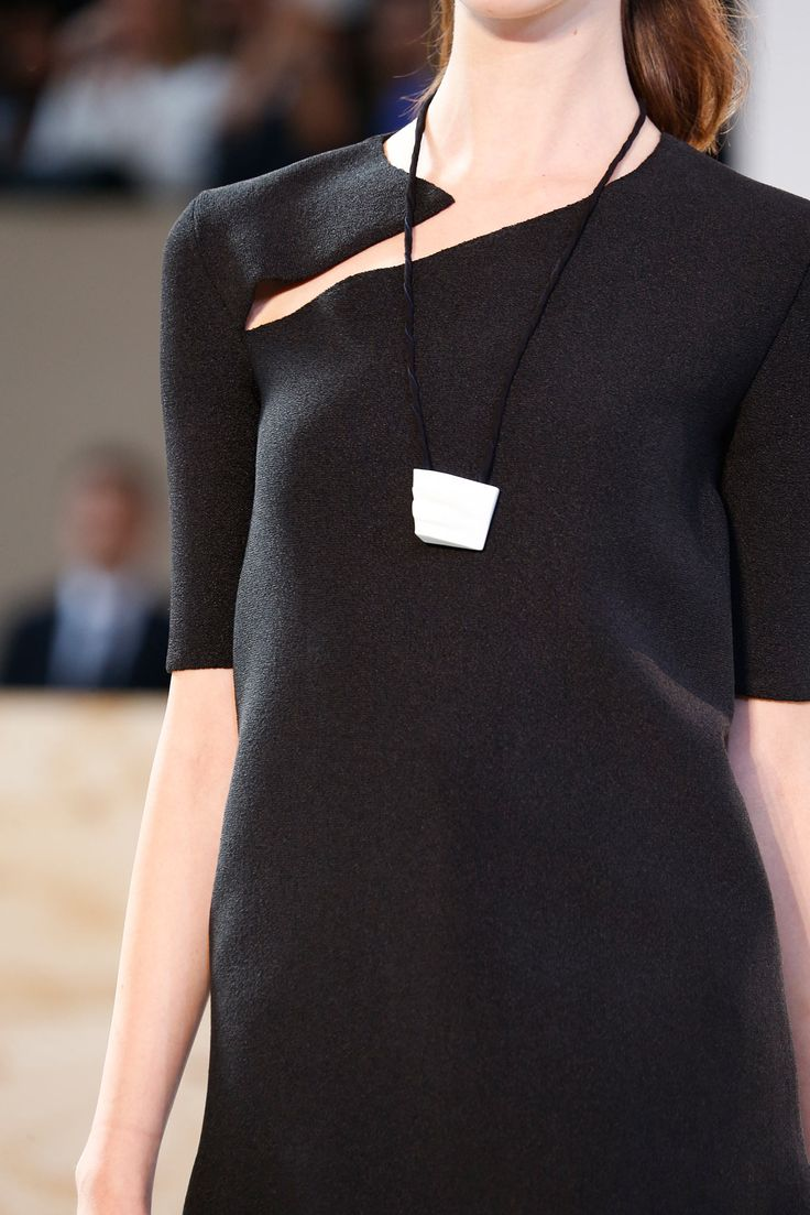 Céline Spring 2015 Ready-to-Wear - Details - Gallery - Look 1 - Style.com