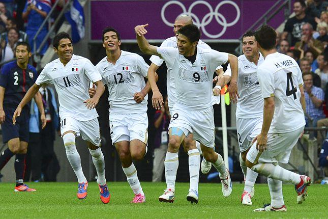 Labdarúgás az olimpián