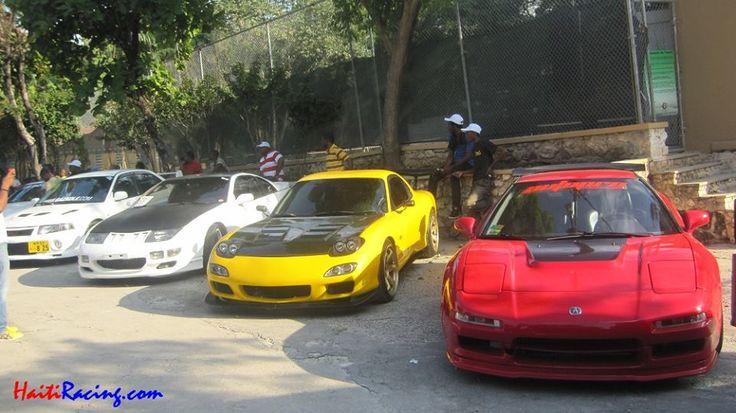 Cars & Coffee 2012