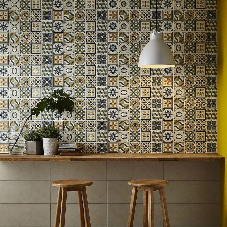 Big Ceramic Tiles