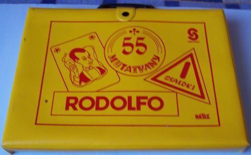 Rodolfo bűvésztáska