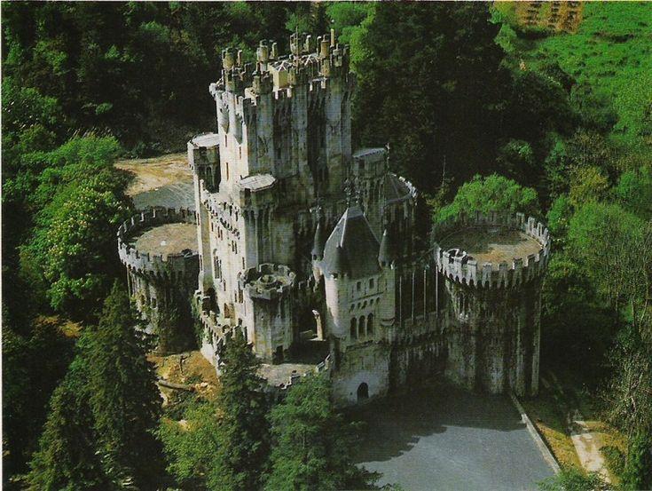 Castillo de Butron.Euskadi.España