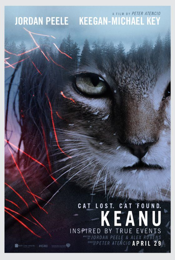 """KEANU, when purformed in """"The Renevant"""""""