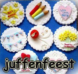 www.verjaardag.yurls.net Site met allerlei ideetjes voor een feestje in de klas!