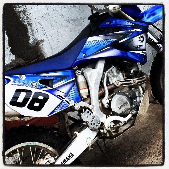 #diseño #vinilo #motos #yamaha #calcos #stikers #ploteo #tucuman