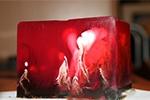 """Для приготовления мыла """"Вишня в шоколаде"""" с маслом шиповника и маслом какао вам понадобится:  мыльная основа не рафинированное масло какао тертые какао бобы пищевой краситель красный пищевой краситель малиновый диоксид титана (паста глицериновая) ароматизатор (парфюмированная отдушка) """"Спелая вишня"""""""