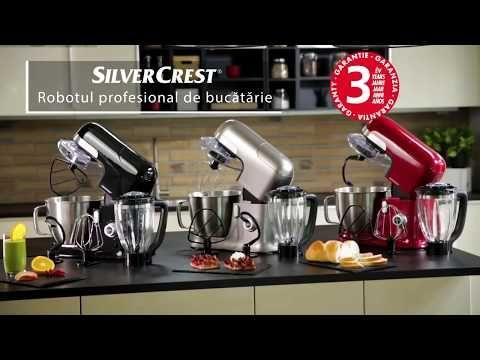 Robot Profesional De Bucatarie Silvercrest 288190 Exclusiv