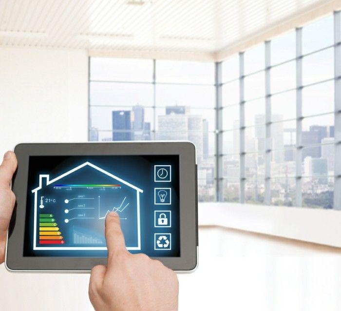 Awesome Intelligentes Wohnen Smart Home Systeme Energieeffizienz