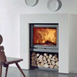 Stuv 16 Fireplace Suite - Wood Burning Stove