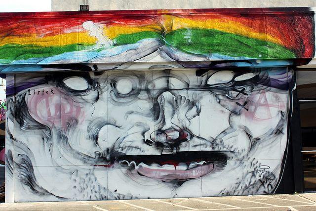 Anthony Lister | #streetart #art