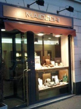 Gioielleria Maiocchi - Ludovico il Moro, 3 - Milano - portaMI