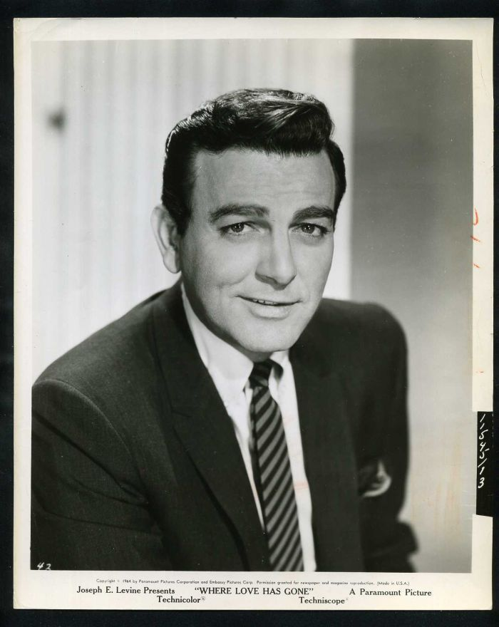 1964 MIKE CONNORS In WHERE LOVE HAS GONE Vintage Original Photo MANNIX gp | eBay