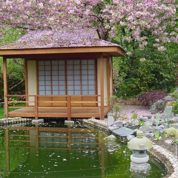 Japanse Tea house