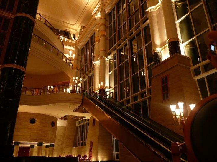 The Empire Hotel in Brunei (interior)