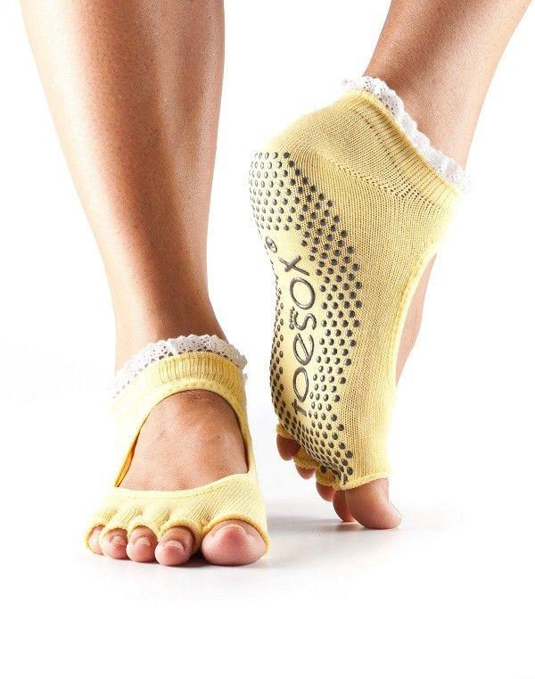Half Toe Bella Grip Socks - Socks