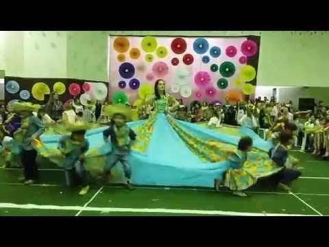 Festa Junina - Dança Menina Bonita - Cagério de Souza - YouTube