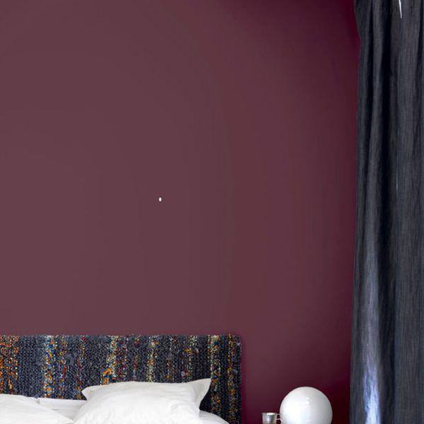 Les 25 meilleures id es concernant chambre aubergine sur pinterest couleurs chambre pourpre for Peinture couleur aubergine