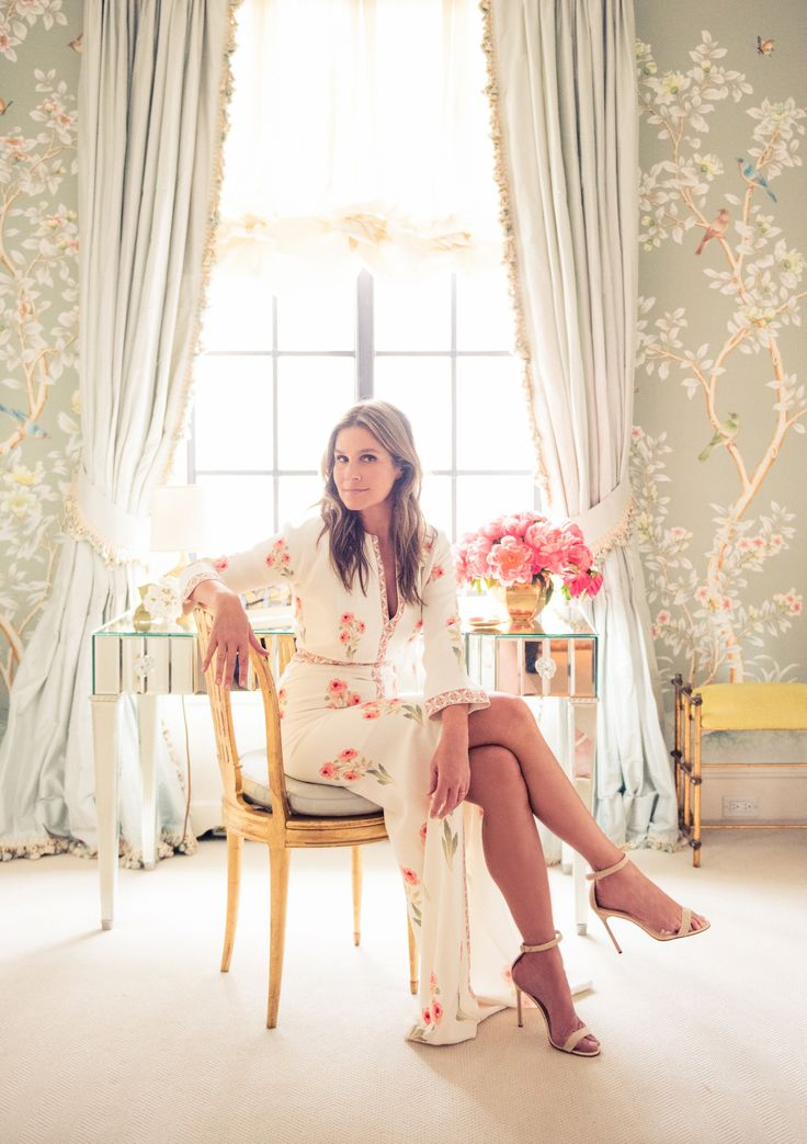 How Aerin Lauder Does Mother's Day