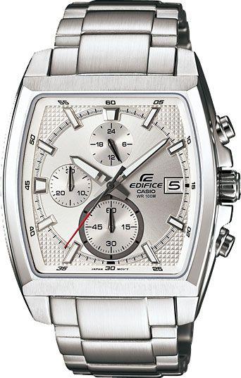 Мужские японские наручные часы Casio Edifice EFR-524D-7A с хронографом