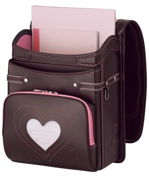 NEW Japanese Randoseru Backpack School Bag Chocolate 2015 new model N19