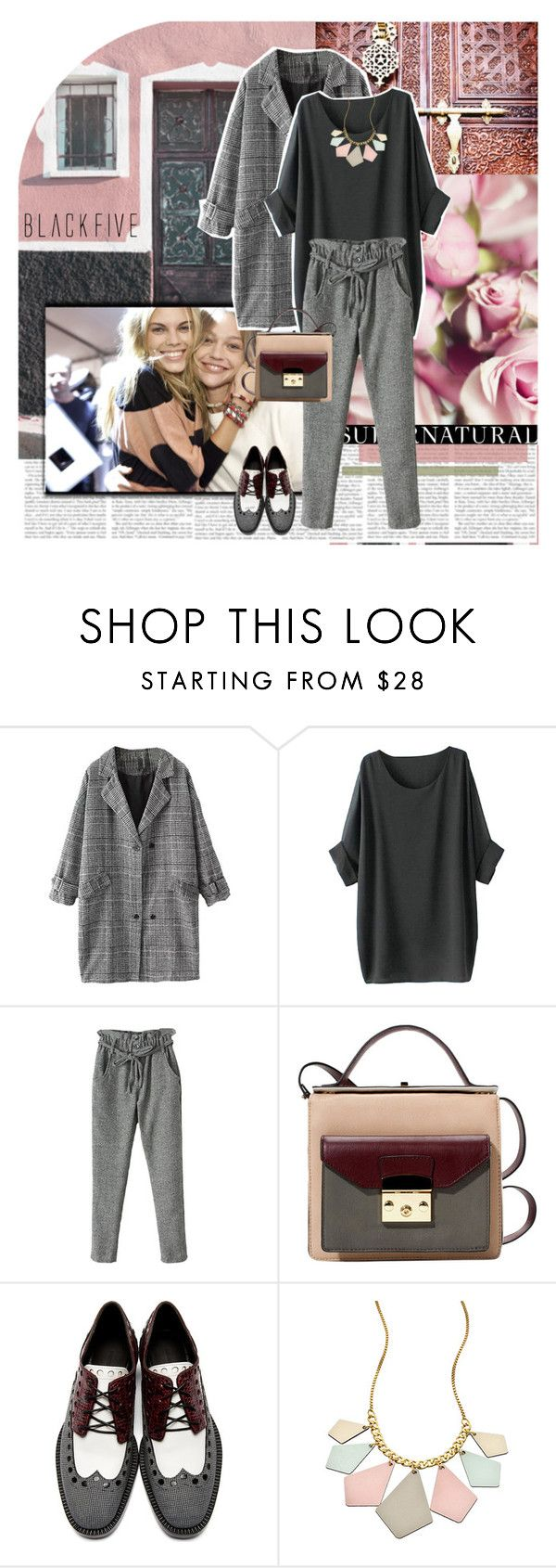 """""""Rainy Day"""" by cherry1987 ❤ liked on Polyvore featuring EDEN, Beautiful People, Alexander Wang and Shlomit Ofir"""