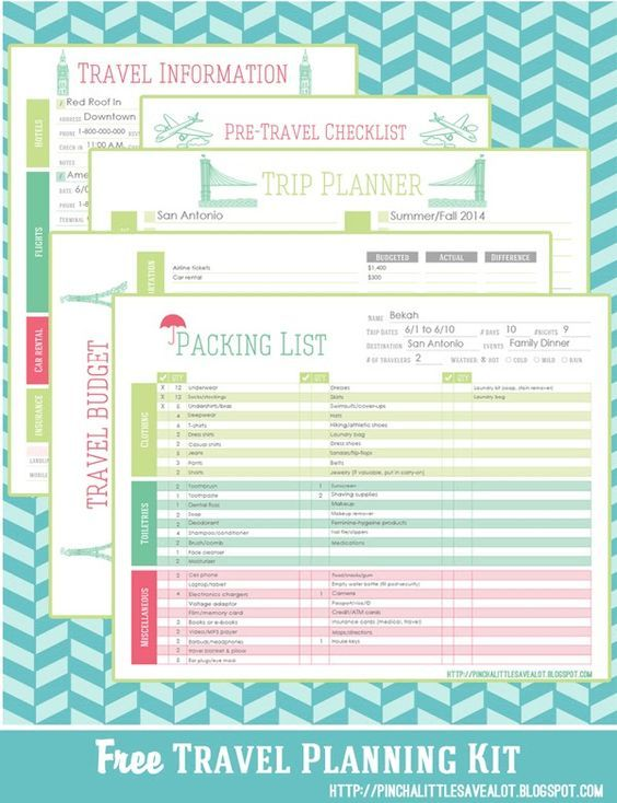 pinch a little save a lot free travel planning kit european trip