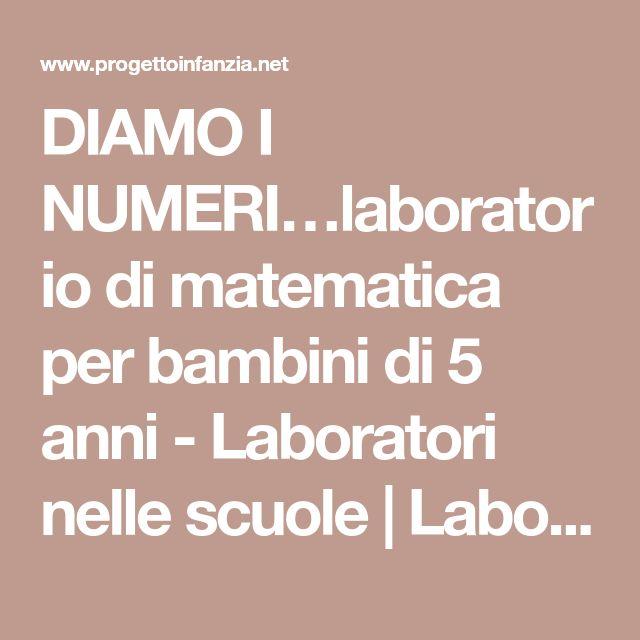 Molto Oltre 25 fantastiche idee su Matematica per bambini su Pinterest  BU66