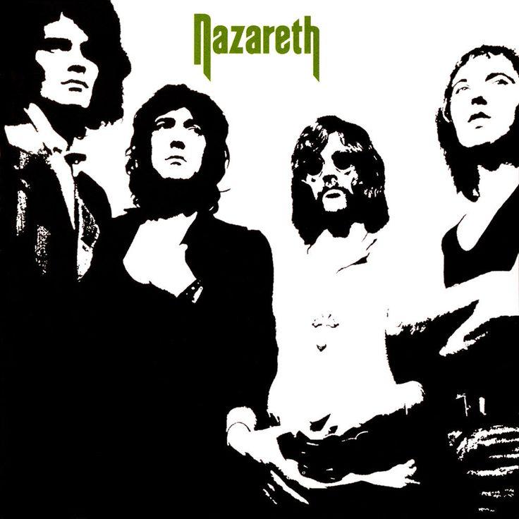 Nazareth - Nazareth (1971) - Em Busca do Rock