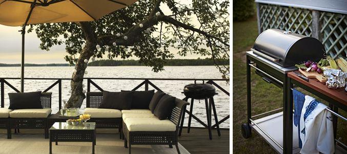 Sommermöbel - IKEA