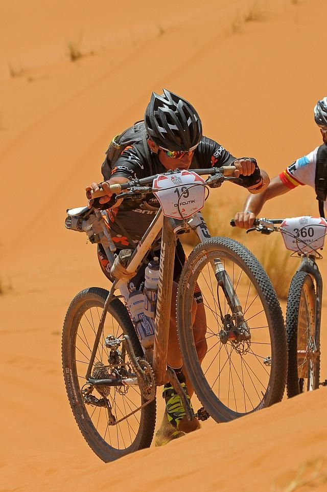 Ondřej Fojtík the Titan Desert 2013 - Teams and Clubs - Articles - MTBS.cz