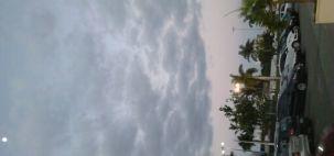 Frioooo em Campos