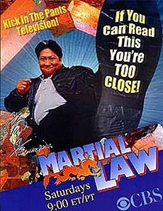 Martial Law (TV series) - Wikipedia
