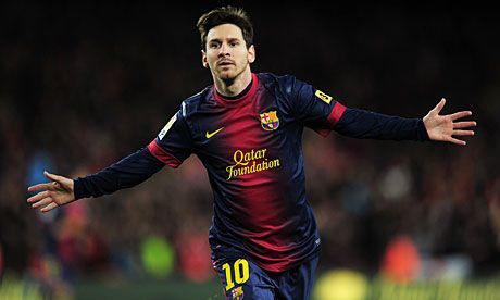 LIONEL MESSI - SOCCER - ARGENTINA. Wow! Have seen that look from my own son.
