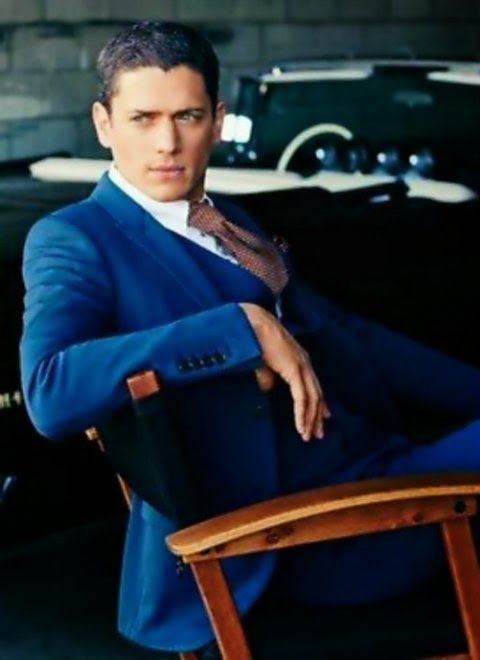 Wentworth Miller with Love.: Wentworth Miller & OUT