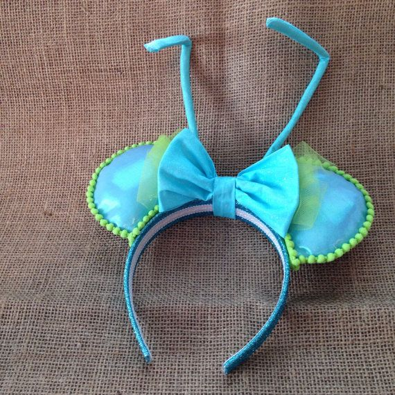 Handmade Mouse Ears - Flik Bug's Life