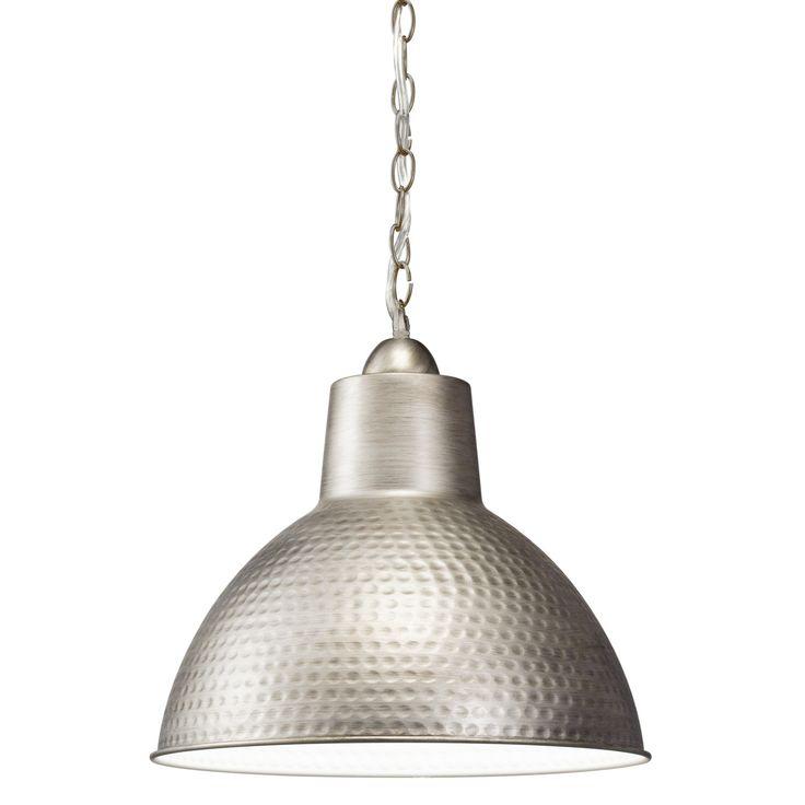 Missoula Pendant. Industrial warehouse pendant lighting.