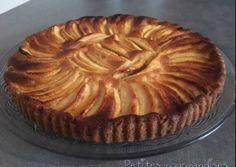 Gâteau suisse aux pommes de Petites gourmandises de Nadia - Cookpad