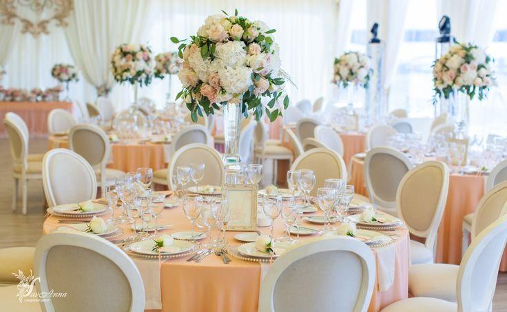 классическая свадьба столы гостей - Поиск в Google