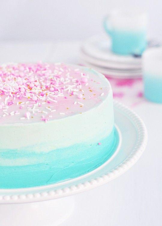 Vanilla Cake via Sweetapolita