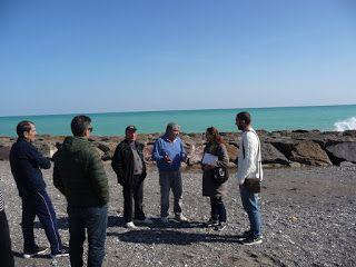 """Rosana Pastor: """"construir un muro en la playa no es la solución pues sigue siendo un parche"""""""
