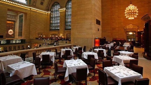 Michael Jordan Steakhouse NYC