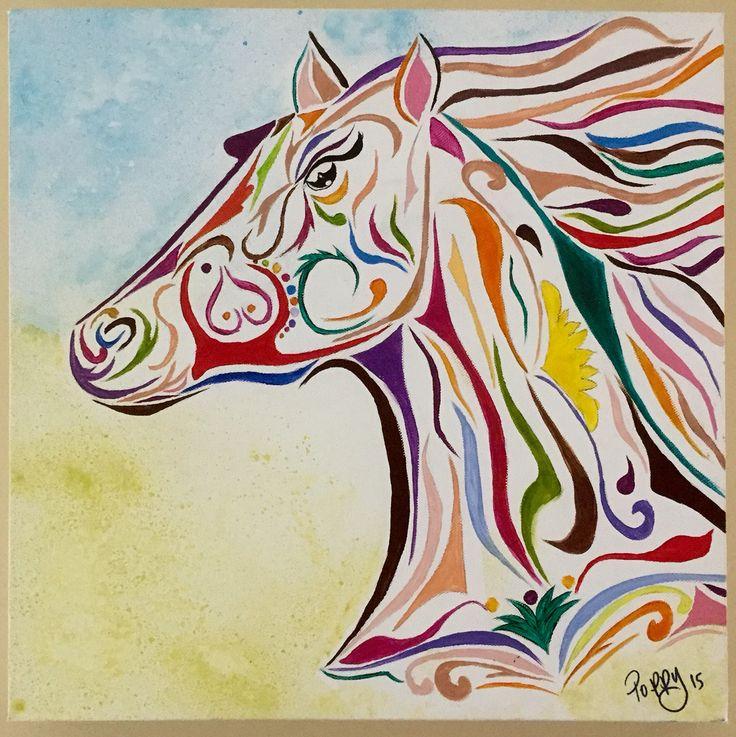 Julian's horse