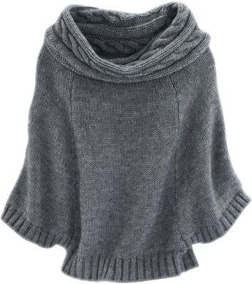 Cowl neck sweater...