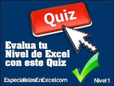 http://especialistasenexcel.com/ El objetivo de este ejercicio es que evalúes el conocimiento que tienes en Excel Básico y con base en los resultados determines si requieres reforzar en determinados puntos...