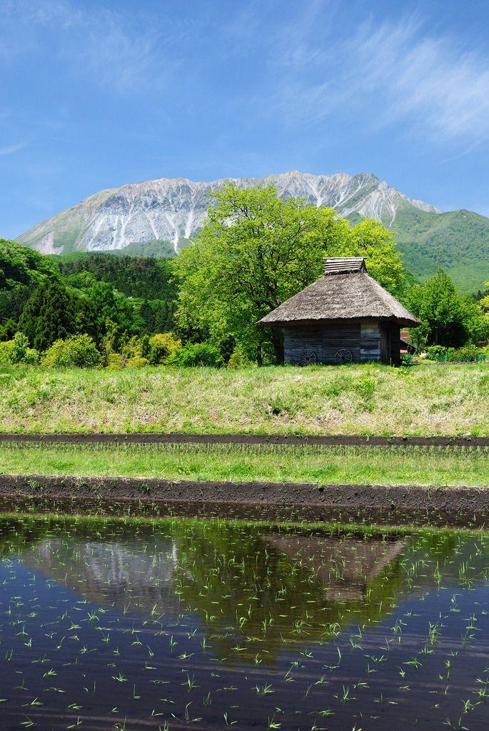 Mt. Daisen, Tottori, Japan